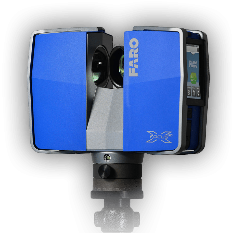 Faro Focus 3D X330 laser 3D scanner