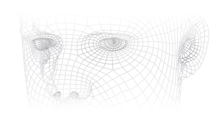 Libor 3d model wireframe
