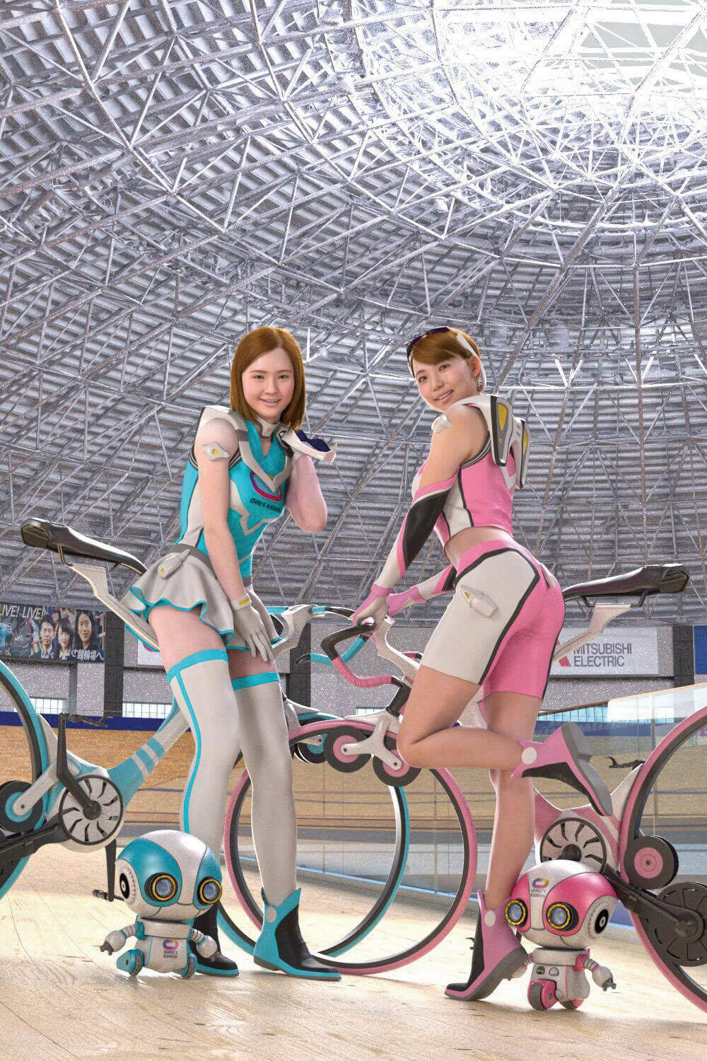 Keirin girls