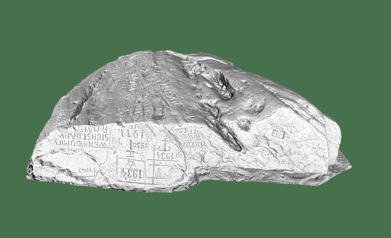 Hladový kámen v Děčíně