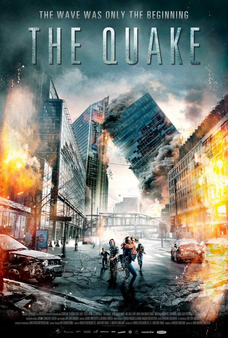 The Quake movie poster