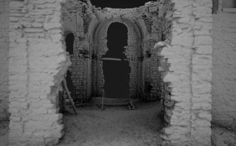 Kaple Povýšení sv. Kříže 3D scan
