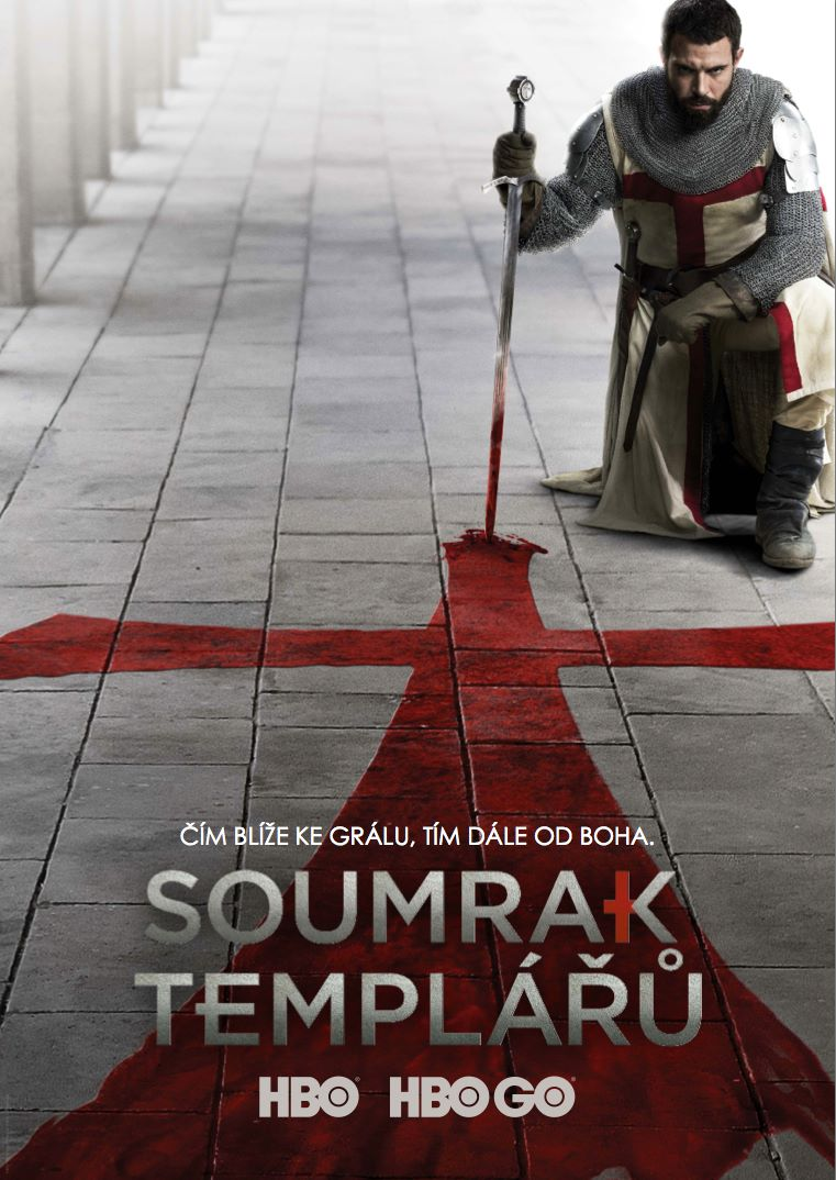 Soumrak templářů cover